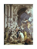 Institution of the Eucharist Prints by Giovanni Battista Tiepolo