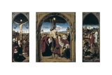 Tryptych of the Passion Prints by Dirck Bouts