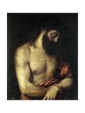 Ecce Homo Poster af Titian (Tiziano Vecelli)