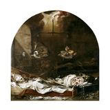 Finis Gloriae Mundi Kunstdrucke von Juan de Valdes Leal