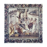 Plato and His Pupils Prints
