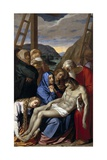 The Lamentation Prints by Scipione Pulzone