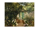 Garden Prints by Eliseu Meifren y Roig