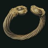 Great Gold Torc (Bracelet) from Snettisham Photo