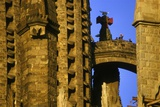 Sagrada Familia, Nativity Façade Photo by Antoni Gaudi I Cornet