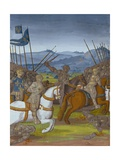 Wars of Charlemagne Posters by Fouquet Jean