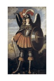 Saint Michael the Archangel Prints