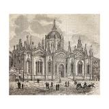 Monastery of Wosnessenie Prints