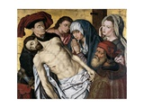 Deposition of Christ Poster by Hugo van der Goes