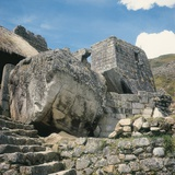 Inca Fortress of Ollantaytambo Photo