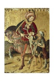 St. Martin Cutting his Cloak Prints