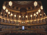 Hall of the Opera Photo by Ange-Jacque Gabriel