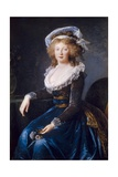 Maria Theresa of Naples and Sicily, 1790 Posters by Elisabeth Vigee-Lebrun