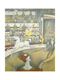 The Circus Posters by Georges Seurat