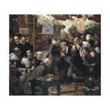 Death of Saint Isidore Art by Juan de Roelas