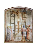 Descent from the Cross Prints by  Fra Angelico