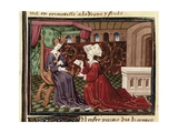 Romance of Tristan and Iseult Prints by Everard de Espinques