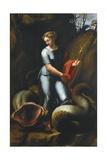 Saint Margaret Posters par  Raphael