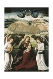 The Virgin of Granada ジクレープリント : ペトルス・クリストゥス