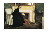 Romantic Novel Art by Santiago Rusinol i Prats
