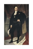 Portrait of Louis II of Bavaria Posters by Ferdinand Piloty