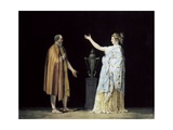 Socrates and the Philosophy Prints by Antonio Canova