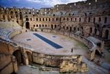 Amphitheatre of El Djem Photo