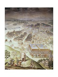 Battle of St. Quentin Prints by Fabrizio Castello
