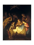 Adoration of the Shepherds Posters by Gerrit van Honthorst