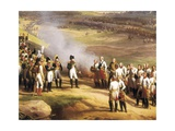 The Surrender of Ul Giclee Print by Charles Thevenin