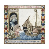 Merchants Carrying Goods at the Port of Dover Prints