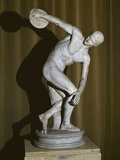 Discobolus Photo by Myron