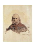 Giuseppe Garibaldi Posters by Girolamo Induno