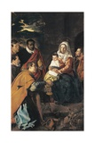 The Adoration of the Magi Posters by Diego Rodriguez de Silva Velasquez