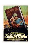 The Winning of Barbara Worth Posters
