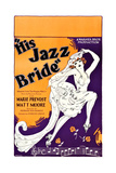 His Jazz Bride Prints