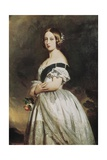 Queen Victoria Posters by Franz Xavier Winterhalter