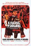 Für eine Handvoll Dollar Poster