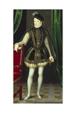King Charles IX of France Posters by Francois Clouet