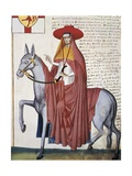 Gabriele De Transelgardi, Clergyman of the Lineage Capodilista Posters