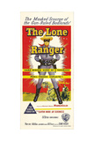 The Lone Ranger Prints