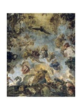 Allegory of the Golden Fleece Posters by Luca Giordano