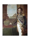 Pedro I, Emperor of Brazil Posters by Henrique Jose Da Silva