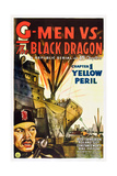G-Men vs. the Black Dragon Prints