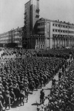World War 2 German Prisoners Paraded Through Moscow in 1944 Photo