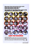 Save the Children Posters