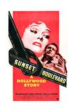 Sunset Boulevard Plakát