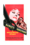 Sunset Boulevard Posters