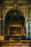 Chapel in Cathedral of St. John the Baptist Prints by Gerolamo Cassar