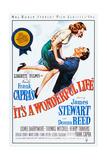 Ihmeellinen elämä (It's a Wonderful Life) Posters
